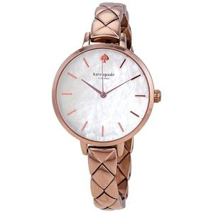 Kate Spade Watch Metro KSW1466 Mother Of Pearl
